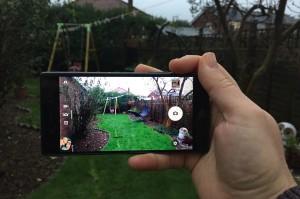 Sony Z5 Outdoors