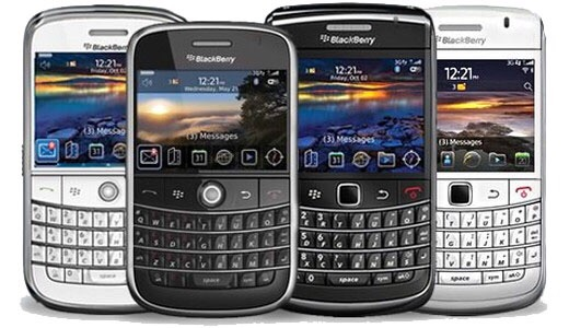 Blackberry stops designing its own phones