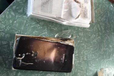 iPhone 7 exploding?