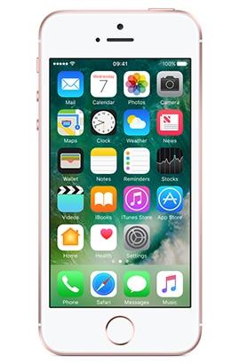Velsete Apple iPhone SE 32GB Rose Gold   500MB Data, 300 Minutes   Mobile 123 CD-18