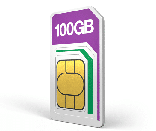 Three launch new 100GB tariff