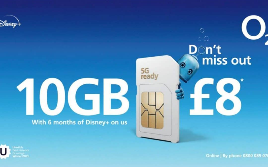 New Deals Live on O2